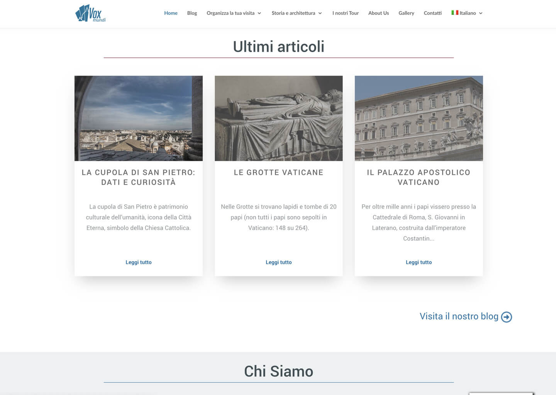 Il blog di voxmundi.eu