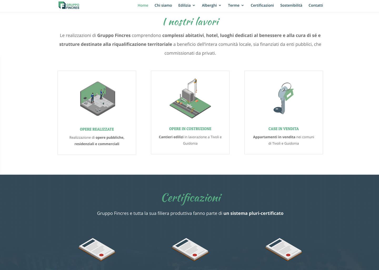 Homepage di fincres.it