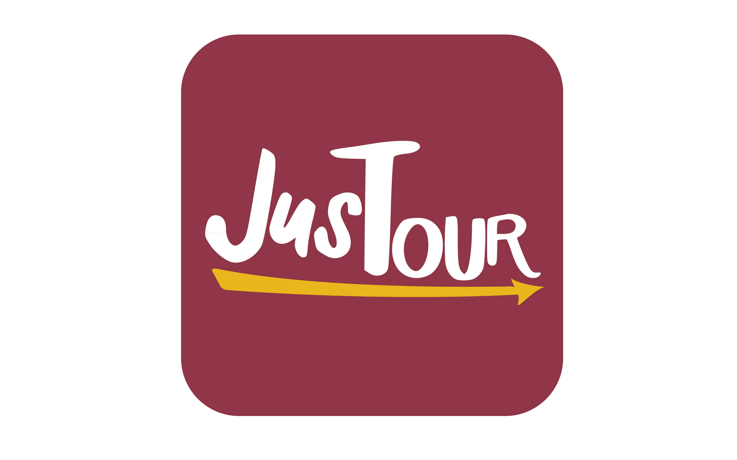 Il logo di Justour
